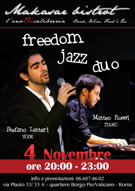 freedomjazz-eventiroma